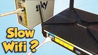Should YOU upgrade your Router? - EASY Check - is YOUR Wifi Slow?