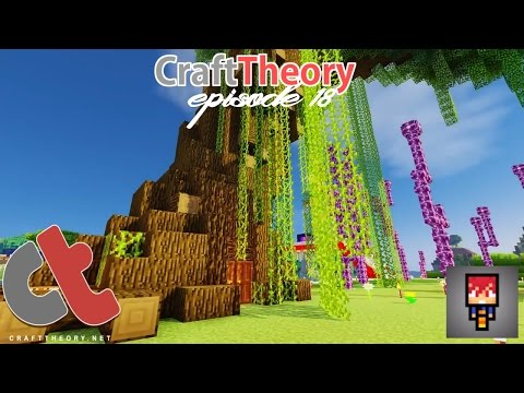 Minecraft | Craft Theory SMP Server: Episode 18 - Shipwreck House Project!