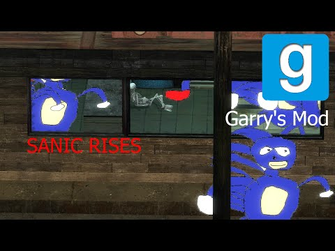 Gmod - Sanic Rises
