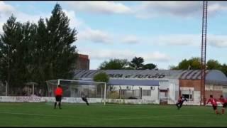 El penal errado de Independiente