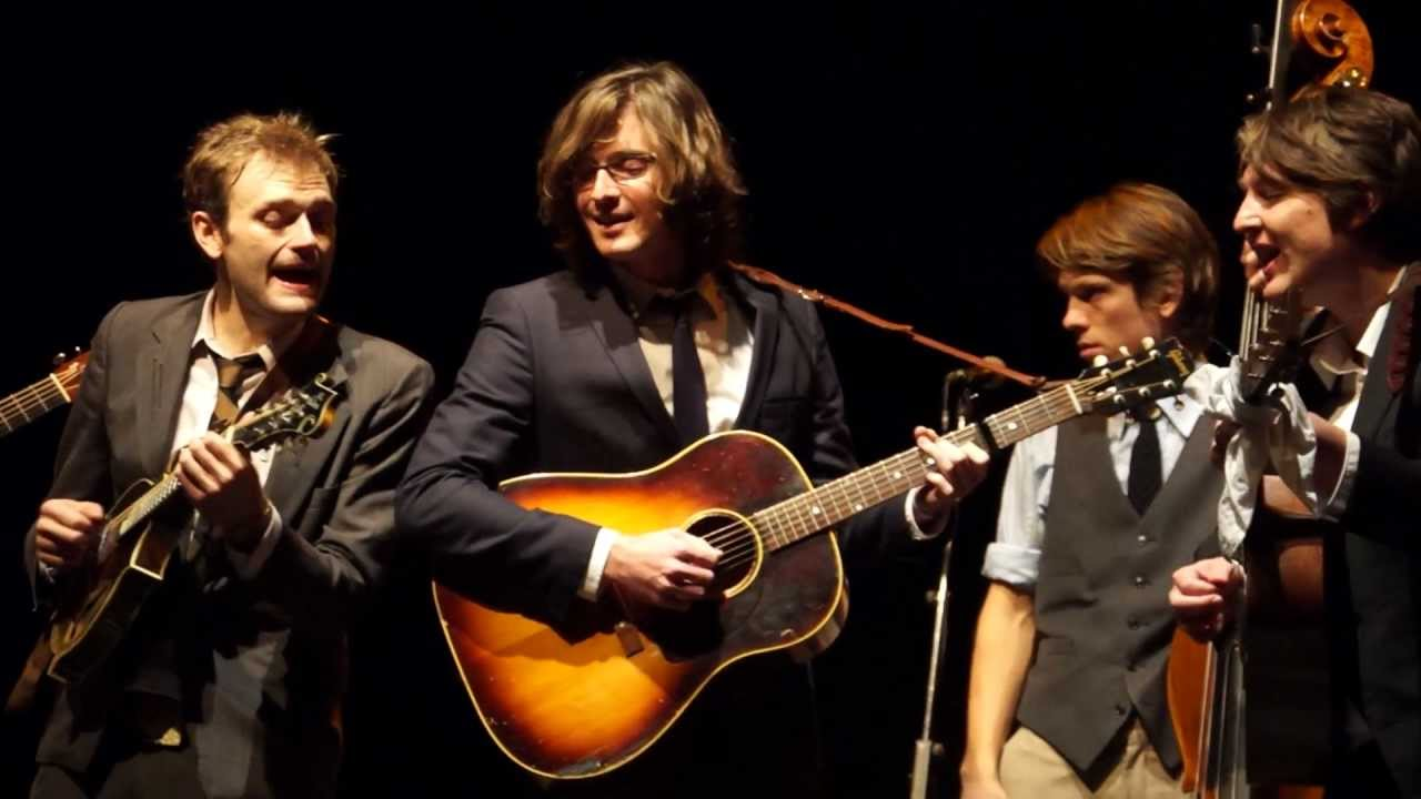 Perfect The Punch Brothers (w/The Milk Carton Kids)   Make Me A Pallet On Your Floor;  Chicago, IL 12.13.12