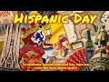 October 12th: Hispanic Day