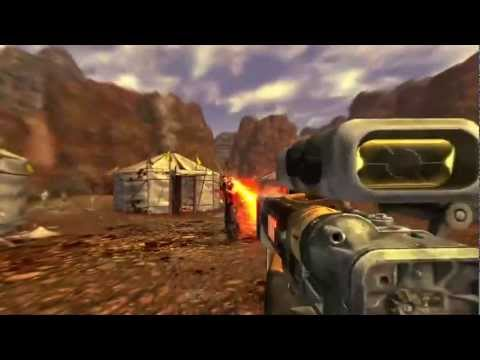 Fallout New Vegas - Official E3 Gameplay Trailer [HD]