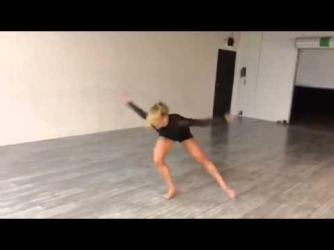 Amazing Dance Movement | Sydney Sorenson | Dance Improvisation