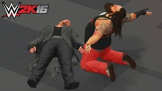 WWE 2K16 : TOP 10 Breakout Finishers