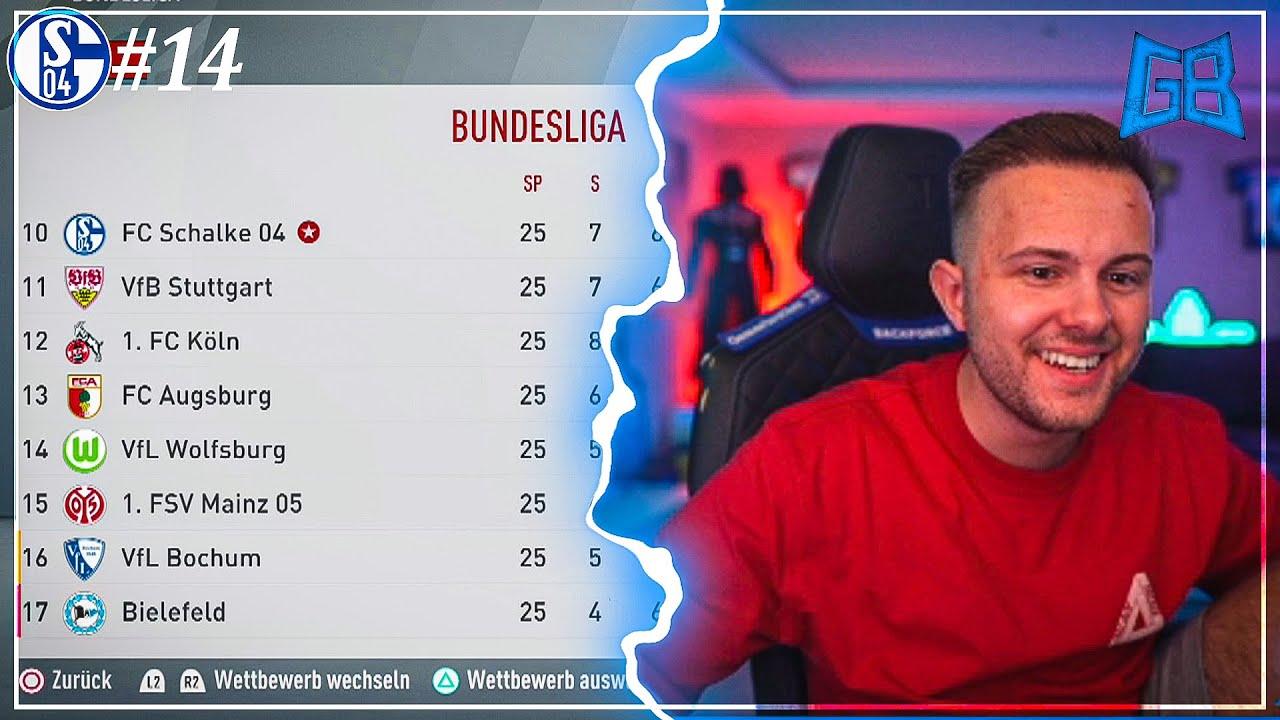 SPANNUNG im SAISONFINALE 😱 ABSTIEG oder KLASSENERHALT? 😬 FIFA 21: FC Schalke Karriere #14 🔥