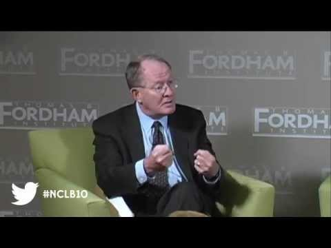 Senator Lamar Alexander and Margaret Spellings on the federal role in education