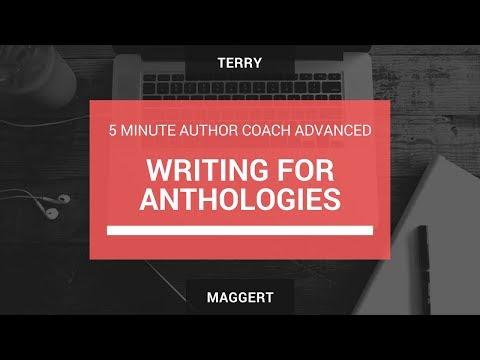 Writing for Anthologies