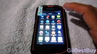 Celular SmartPhone Hummer H5 GilBestBuy