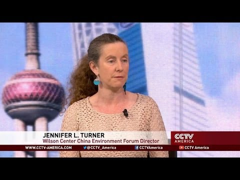 Jennifer L. Turner on Revised Environmental Protection Law in China