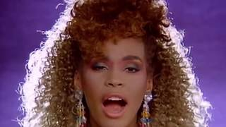 Whitney Houston - I Wanna Dance With Somebody (Official Music Video)