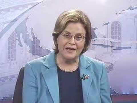 Video Greeting from Congresswoman Ileana Ros-Lehtinen