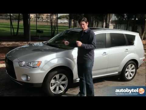 2012 Mitsubishi Outlander Test Drive & SUV Review