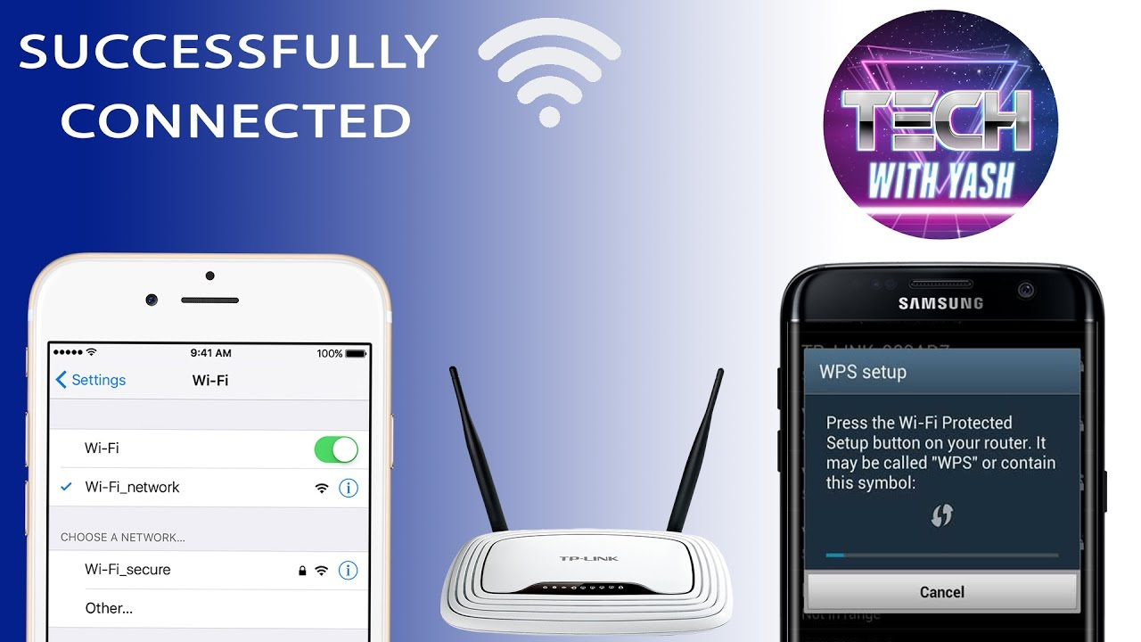 how to connect wifi without router in mobile