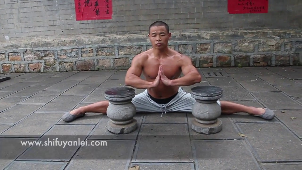 How to train like a Shaolin Monk images