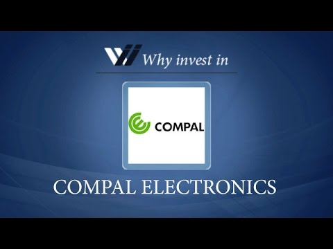 Compal Electronics - Why invest in 2015