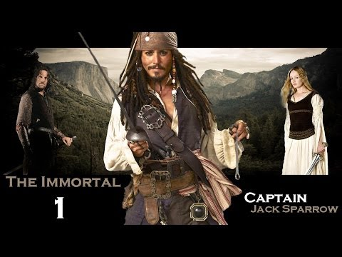 Fanfiction The Immortal Captain Jack Sparrow Part 1