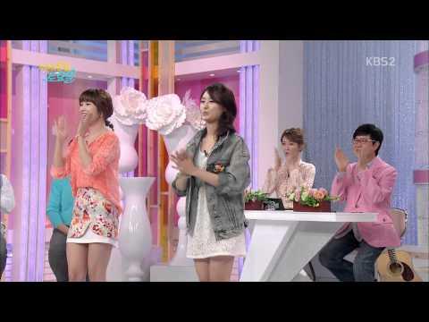 130413 Secret Hyosung Jieun dance @Across Generation - (SUBBED cut link in desc box)