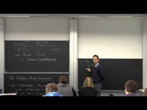 Pk5 KTP WS15 VL28 Einsteinsches Relativitätsprinzip