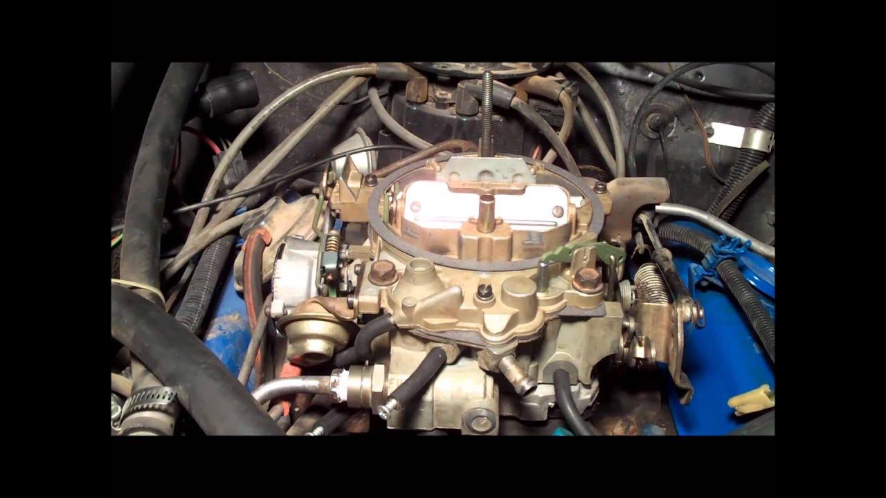 Start up after carburetor rebuild classic g body garage youtube pooptronica