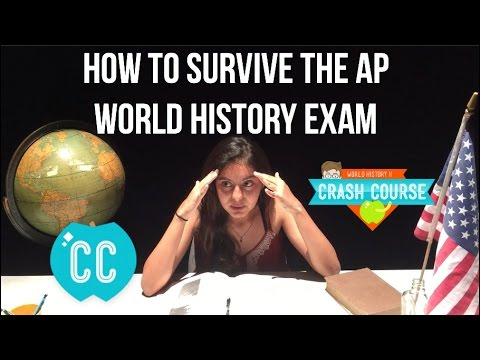 2018 AP World History Exam Guide