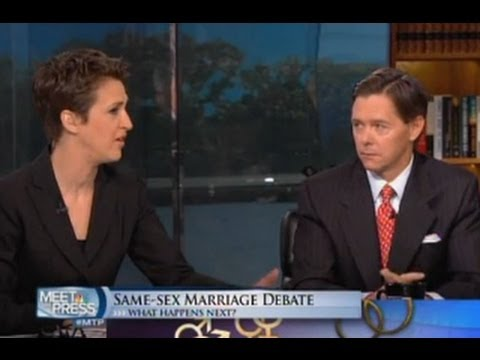 Rachel Maddow Battles Christian Leader Ralph Reed Over Attempts To 'Demean' Gay People