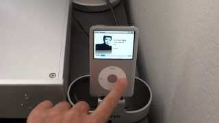 Getting digital audio out from Apple i Devices with the Pure i 20 Dock