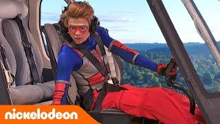 Опасный Генри | Жёсткая посадка Рэя 🤣 | Nickelodeon Россия