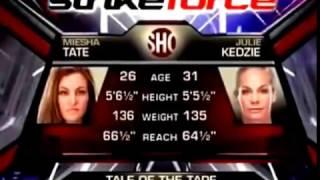Бои без правил женщины / MMA women