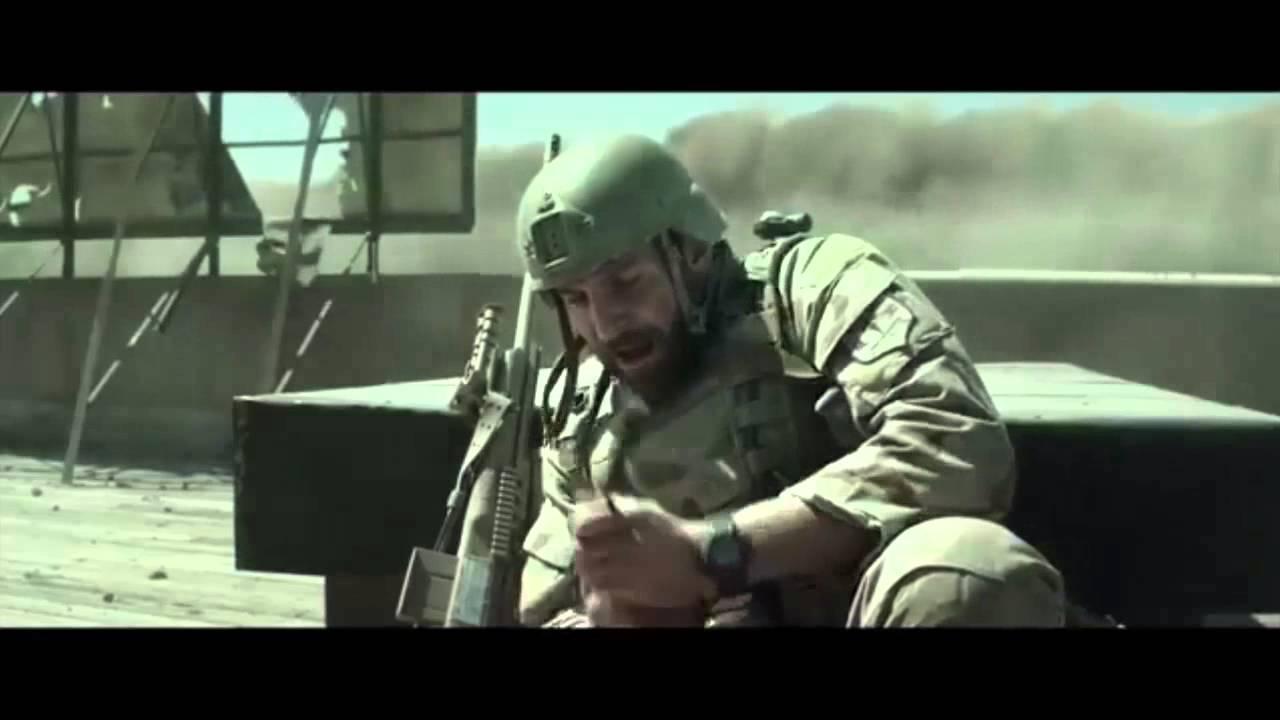 american sniper gunslinger avenged sevenfold music video
