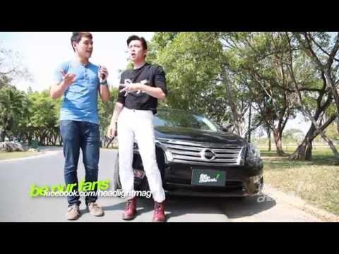 chirp! : ถอยหลังสนุ๊กสนุกกับ Nissan Teana 2.5 XV