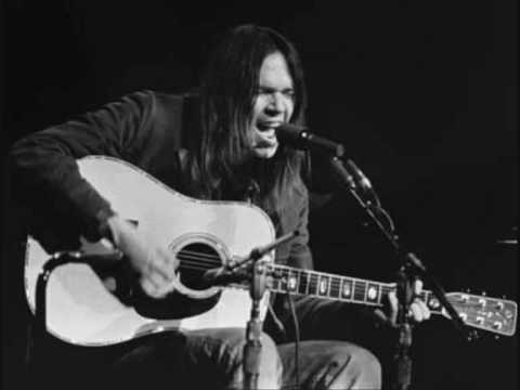 Neil Young - Tell Me Why (1970)