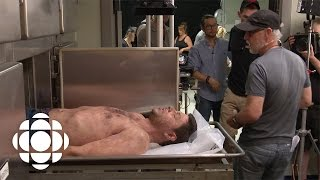 Romeo Section: Playing Dead   Behind the Scenes   CBC