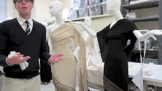 Metropolitan Museum Costume Institute - Behind the Scenes of Thumbnail