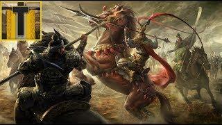 [1] The New Warlords - Romance of the Three Kingdoms XI