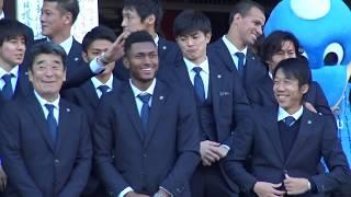 2020年1月9日(木)、川崎大師にて2020シーズンの必勝祈願を行いました...
