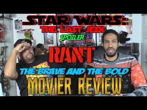 Star Wars: The Last Jedi....Spoiler Movie Review