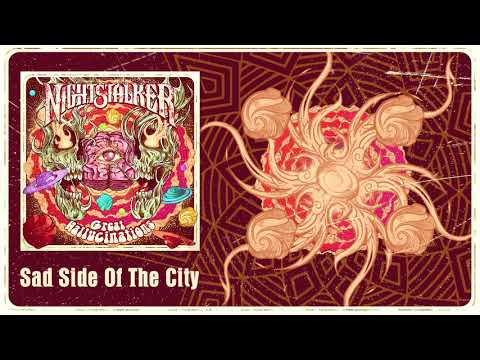NIGHTSTALKER - Sad Side Of The City (Official Audio)