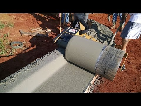 Curb Roller Manufacturing Promotional Video Youtube