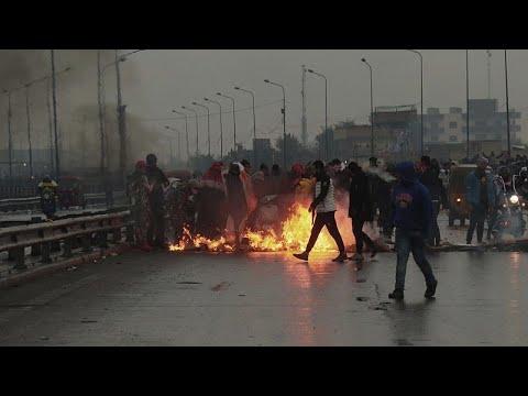 شاهد: تجدد أعمال العنف ضد المحتجين في العراق والسلطات تحظر بث قناة محلية…  - نشر قبل 2 ساعة