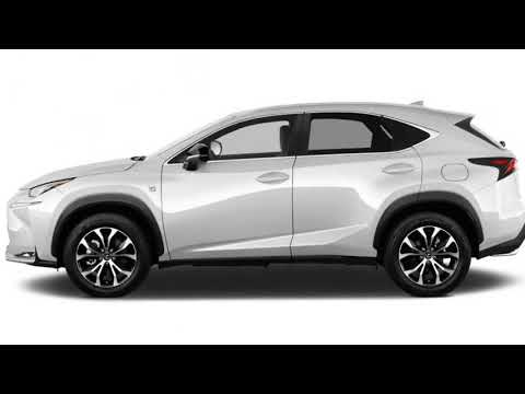 2018 Lexus Nx Offers Adequate Fuel Economy Unless You Opt For The Hybrid REVIEW