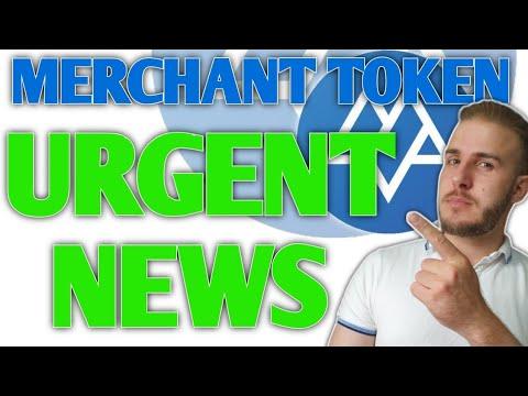 MERCHANT TOKEN MTO - Change Withdrawal Address- URGENT NEWS (MUST WATCH).