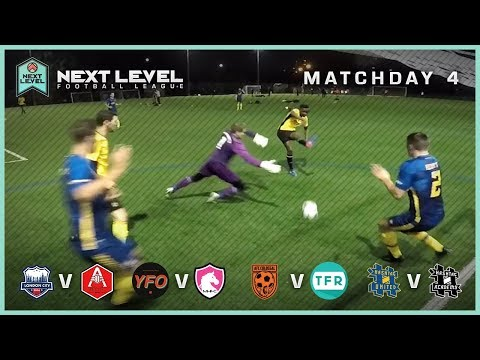THE HASHTAG DERBY!   NEXT LEVEL FOOTBALL LEAGUE SEASON 2