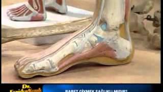 Repeat youtube video Dr. Feridun Kunak Show 25 Temmuz B3(Ayak Problemleri,Ayakkabı Alırken Dikkat Edilmesi Gerekenler)