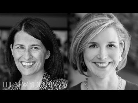 Sallie Krawcheck on Working in a Male-Dominated Business World | TechFest | The New Yorker