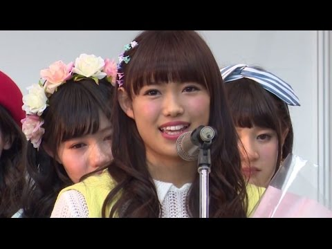 E-girls・山口乃々華ら笑顔で「ピチモ」卒業 「ピチレモン・キラピチガールズフェス in 2015」で卒業式 #Nonoka Yamaguchi #Pichi Lemon