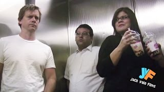 One of Jack Vale Films's most viewed videos: Farting In An Elevator 4