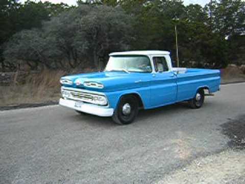 1961 chevy truck