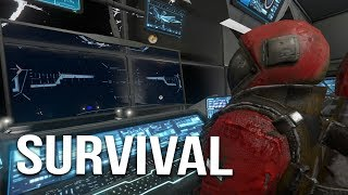 Thats No Moon - Space Engineers -  #46 (Sunday Survival)