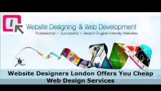 Website Designers London | Cheap Web Design Services(Businesses across the UK are strengthening their online presence and taking advantage of the huge online market with professional webdesign.Our Web ..., 2016-11-07T14:01:43.000Z)